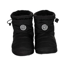 Outdoor Expedition Camp Slipper Black S, Black, bcf_hi-res