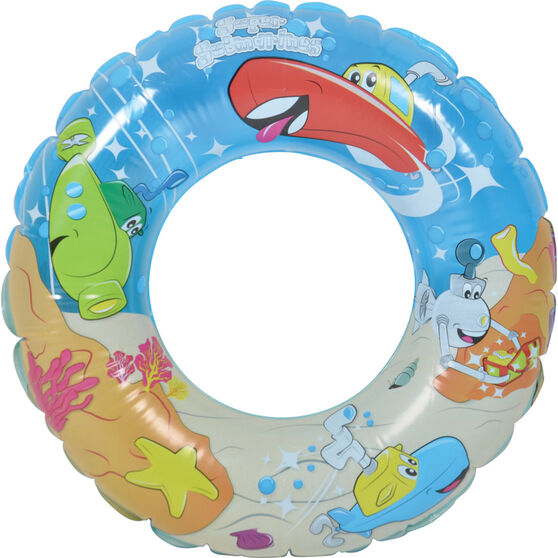 Bestway Sea Adventure Swim Ring, , bcf_hi-res