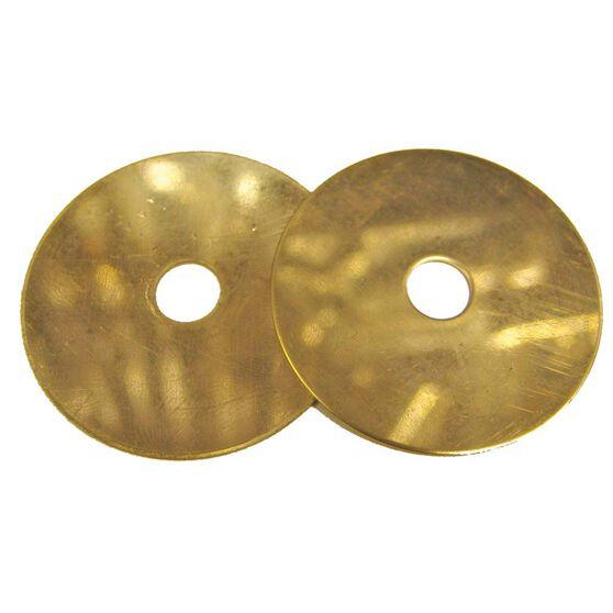 Wilson Plunger Brass Washer Plates, , bcf_hi-res