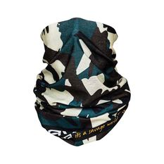 Savage Camo Multiscarf Camo, , bcf_hi-res