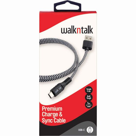 Walkntalk USB Cable Charge and Sync Cable, , bcf_hi-res