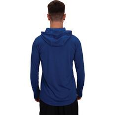 macpac Men's Eyre V2 Long Sleeved Hooded Top, Limoges, bcf_hi-res