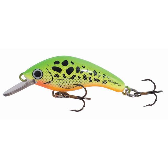 Predatek Micromin Hard Body Lure 40mm Tropical Perch 40mm, Tropical Perch, bcf_hi-res