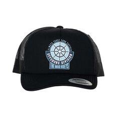 The Mad Hueys Men's Trust Ya Captain Trucker Cap, , bcf_hi-res