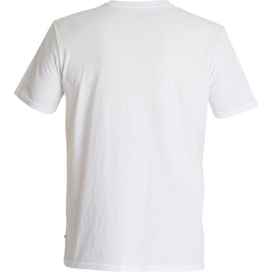 Quiksilver Men's Onstand Tee White L, White, bcf_hi-res