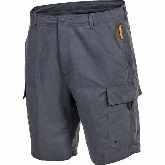 Savage Men's Walk Shorts, Grey, bcf_hi-res