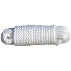 BCF Silver Rope Tie Down 12mm x 15m, , bcf_hi-res