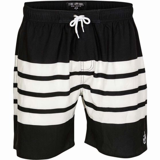 Tide Apparel Men's Stripe Shorts, , bcf_hi-res