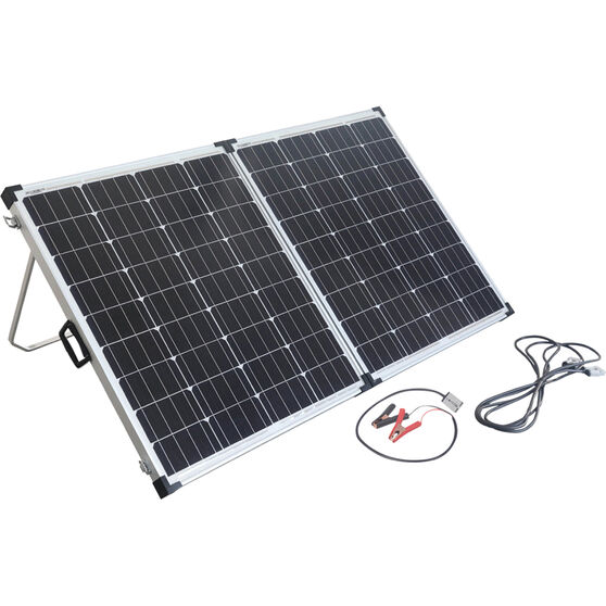 XTM 160W Folding Solar Panel, , bcf_hi-res
