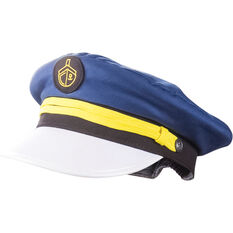 Kids' Captains Hat, , bcf_hi-res