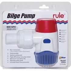 Rule Bilge Pump 12V 800GPH, , bcf_hi-res