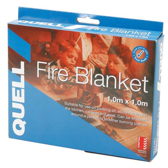 Quell Fire Blanket 1x1m, , bcf_hi-res