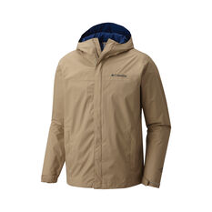 Columbia Men's Watertight II Jacket British Tan / Carbon S, British Tan / Carbon, bcf_hi-res