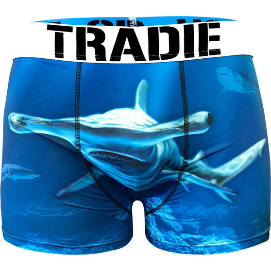 Tradie Men's Hammer Head Trunks Hammer Head M, Hammer Head, bcf_hi-res