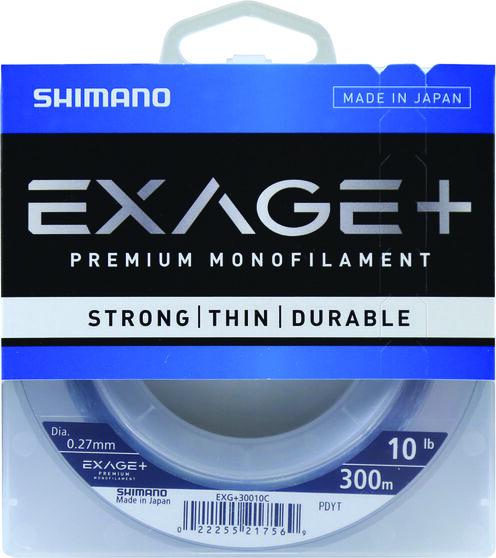 Shimano Exage+ Mono Line 300m, , bcf_hi-res