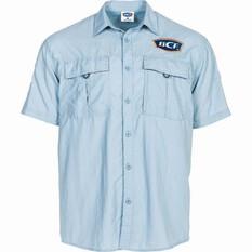 BCF Short Sleeve Fishing Shirt Spray M, Spray, bcf_hi-res