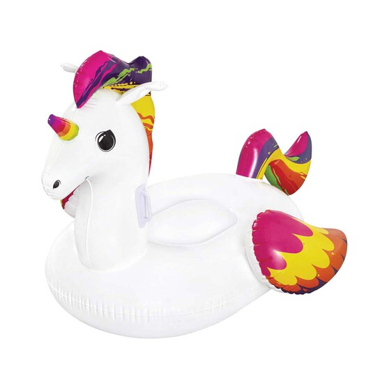 Verao Inflatable Unicorn Rider, , bcf_hi-res