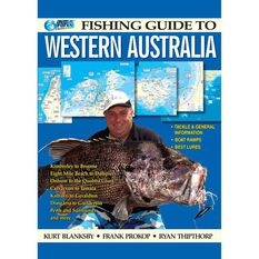 AFN Fishing Guide to Western Australia, , bcf_hi-res