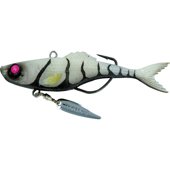 Chasebaits Rip Snorter Vibe Lure 90mm Zombie, Zombie, bcf_hi-res