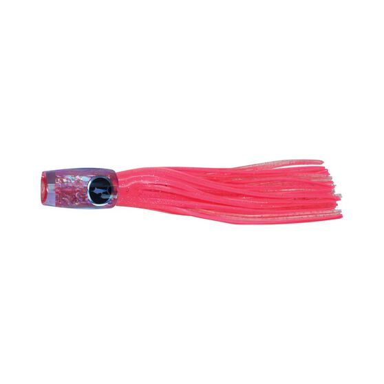 Classic Bluewater Pop Skirted Lure 6in Pink, Pink, bcf_hi-res