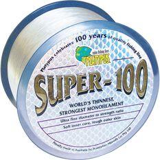 Platypus Super 100 Mono Line 300m 300m 6lb Clear, , bcf_hi-res