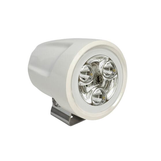 Lumitec Pinnacle Bracket Mount LED Floodlight White, , bcf_hi-res