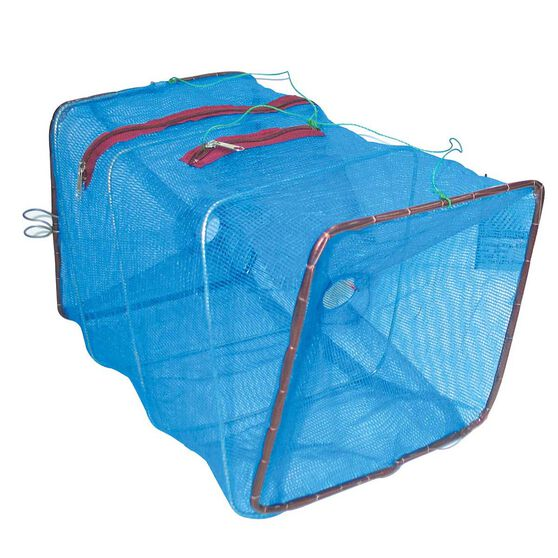 Rogue Collapsible Bait Trap With Rings 3in, , bcf_hi-res