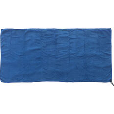 Escape Outdoors Microfibre Towel Navy M, Navy, bcf_hi-res
