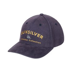 Quiksilver Waterman Men's Bartab Cap Estate Blue OSFM, , bcf_hi-res