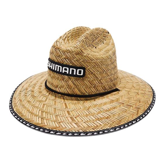 Men's Sunseeker Straw Hat, , bcf_hi-res