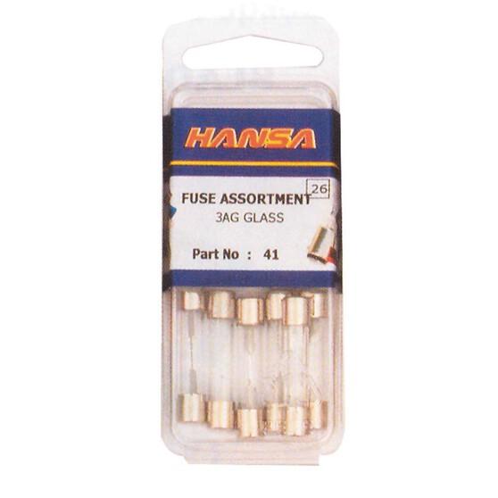 Hansa Assorted Glass Fuse Pack, , bcf_hi-res