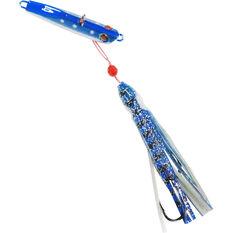 Warrior Slow Jig Lure 60g Blue Pilchard, Blue Pilchard, bcf_hi-res