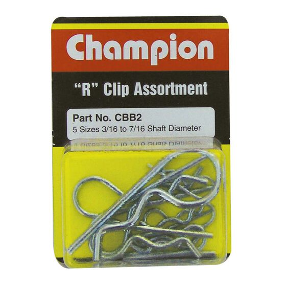 Champion R Clip Assortment, , bcf_hi-res