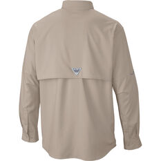 Columbia Men's Blood and Guts Long Sleeve Shirt Fossil L, Fossil, bcf_hi-res