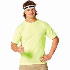 Men's Hi-Vis Shirt Yellow Fluoro S, Yellow Fluoro, bcf_hi-res