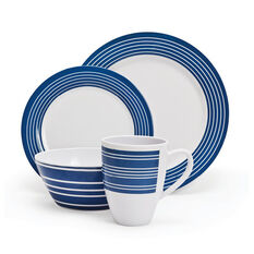 Campfire Melamine Nautical Set 16 Piece, , bcf_hi-res