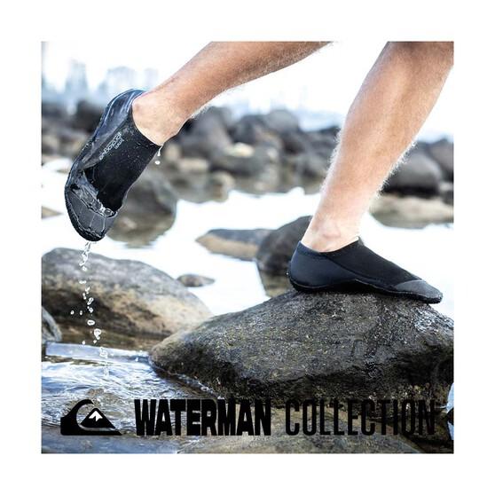 Men's Prologue 1.0 Round Toe Aqua Shoes Black 5, Black, bcf_hi-res