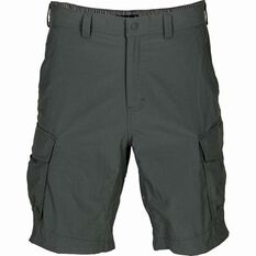 Men's Hike Shorts Gunmetal S, Gunmetal, bcf_hi-res