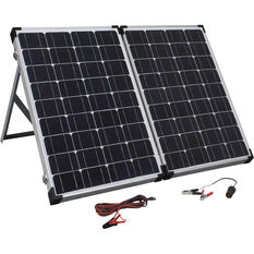 Solution X Folding Solar Panel Kit 130W, , bcf_hi-res