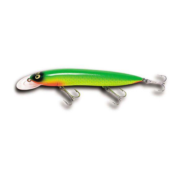 RMG Scorpion SR Hard Body Lure 125mm Green Fluoro 125mm, Green Fluoro, bcf_hi-res