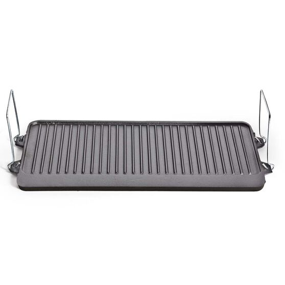 Campfire Cast Iron 3 Burner Cooker Plate, , bcf_hi-res