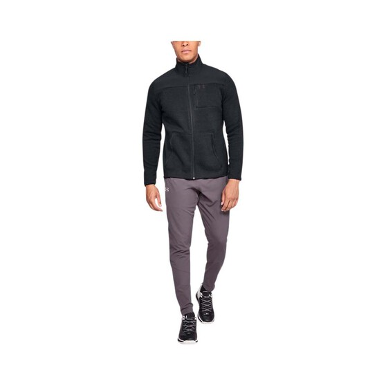 Under Armour Men's Specialist 2.0 Jacket Black / Charcoal M, Black / Charcoal, bcf_hi-res