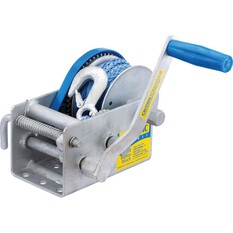 Atlantic Dyneema Snap Hook Winch, , bcf_hi-res