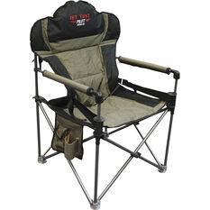 Oztent Jet Tent Pilot DX Camp Chair, , bcf_hi-res
