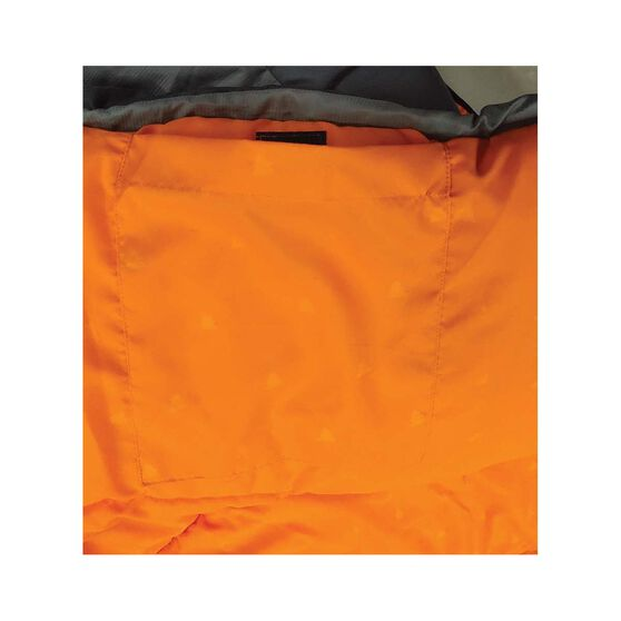 Wanderer DualFlame Hooded Sleeping Bag, , bcf_hi-res