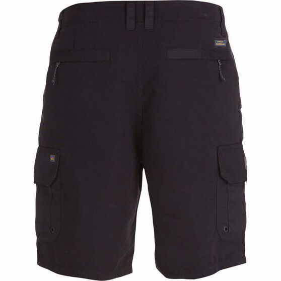 Quiksilver Waterman Men's Maldive 9 Shorts Black 32, Black, bcf_hi-res