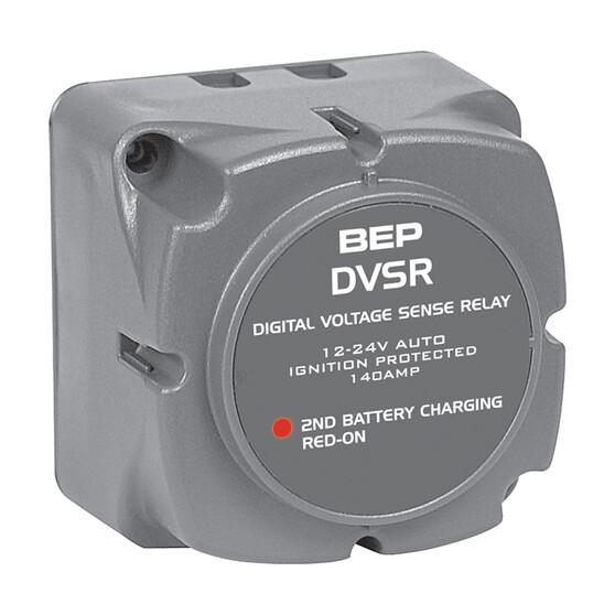 BEP 12/24V 140A Digital Voltage Sensitive Relay, , bcf_hi-res