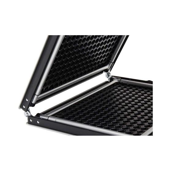 Coleman Aluminium Fold-In-Half Table, , bcf_hi-res