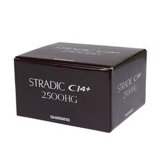 Shimano Stradic Ci4+ 2500FB Spinning Reel, , bcf_hi-res