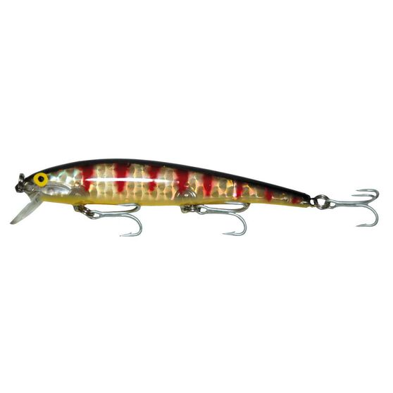 Bomber 15A Heavy Duty Hard Body Lure 11.9cm, Mullet, bcf_hi-res